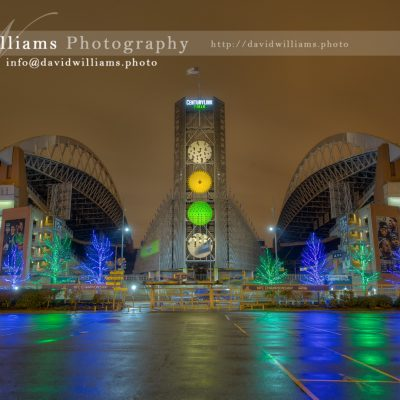 Seattle Seahawks The Clink Century Link Football 12th man